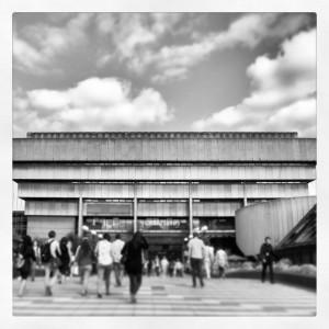 Central Library- John Madin