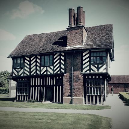 Blakesley Hall-