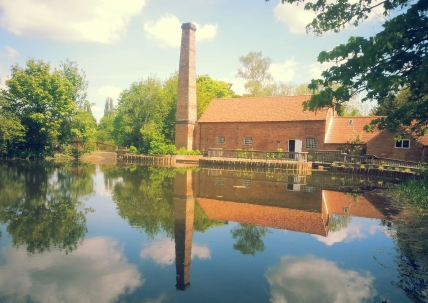 Sarehole Mill- Mill Pond