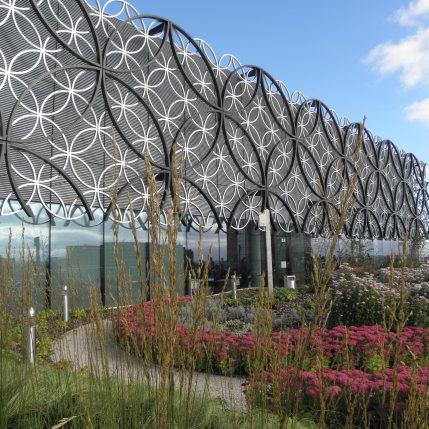 The Library of Birmingham Secret Garden
