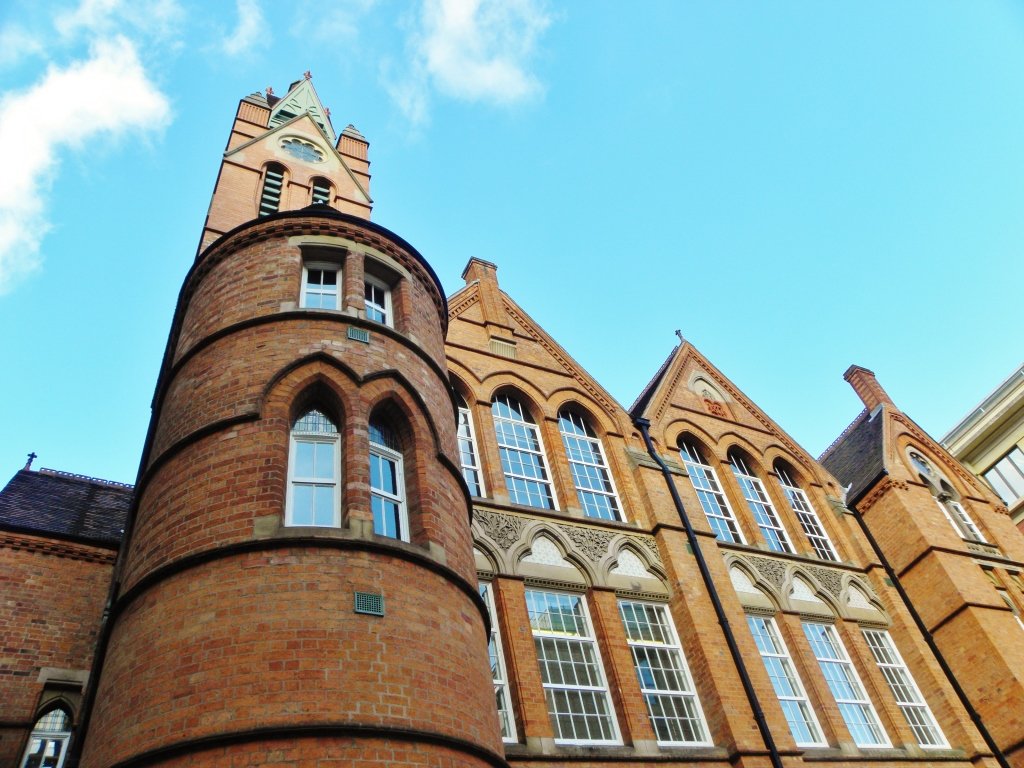 Terracotta & blue skies