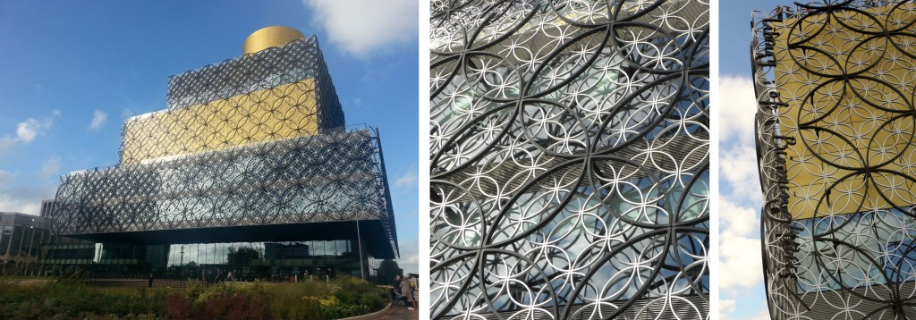 Library of Birmingham Header