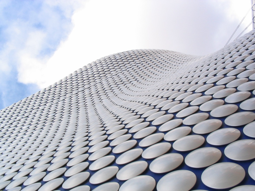 Selfridges Buildings by Future Systems