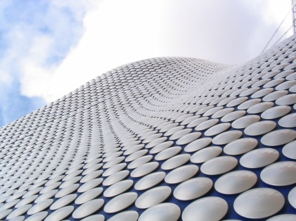 Selfridges Building by Future Systems