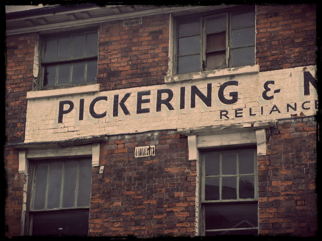 Pickering & Mayell Factory