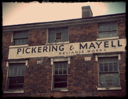 Pickering & Mayell Ltd Reliance Works, Caroline Street, JQ