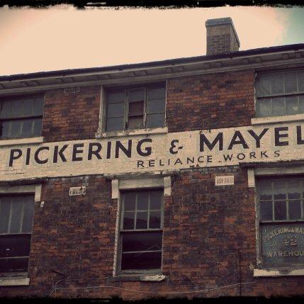 Pickering & Mayell Ltd Reliance Works, Caroline Street, JQ