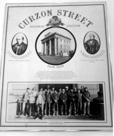 Curzon St