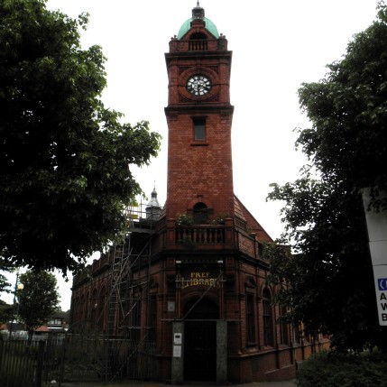 Bloomsbury Library in Nechells